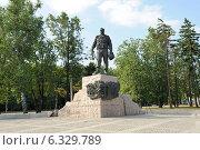 Купить «Памятник воинам-интернационалистам в Парке Победы в Москве», фото № 6329789, снято 23 июля 2014 г. (c) Денис Ларкин / Фотобанк Лори