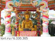 Китайский храм (2013 год). Стоковое фото, фотограф Павлова Дарья / Фотобанк Лори