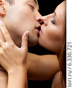 Купить «Kiss», фото № 6330721, снято 6 июля 2014 г. (c) Serg Zastavkin / Фотобанк Лори