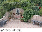 Место казни святой Параскевы Римской. Стоковое фото, фотограф Лысенко Владимир / Фотобанк Лори