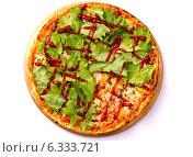 Пицца. Стоковое фото, фотограф Александр Пшеничный / Фотобанк Лори