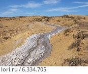 Грязевая река (2014 год). Стоковое фото, фотограф Лысенко Владимир / Фотобанк Лори