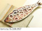 Купить «Селедка с луком», эксклюзивное фото № 6338957, снято 29 августа 2014 г. (c) Яна Королёва / Фотобанк Лори