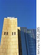 Headquarters of Axel Springer Verlag, Berlin-Kreuzberg (2005 год). Редакционное фото, агентство Caro Photoagency / Фотобанк Лори