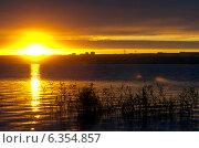 Рассвет. Стоковое фото, фотограф Зудин Виталий Владимирович / Фотобанк Лори