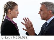Купить «Women hypnotizing men», фото № 6356089, снято 30 мая 2011 г. (c) Phovoir Images / Фотобанк Лори