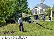 На Поклонной (2014 год). Редакционное фото, фотограф Владимир Алексеевич / Фотобанк Лори