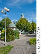 Купить «Юрмала. Парк Майори», эксклюзивное фото № 6367197, снято 30 августа 2014 г. (c) Svet / Фотобанк Лори