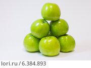 Яблоки. Стоковое фото, фотограф Максим Кожушко / Фотобанк Лори