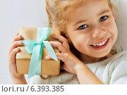 Купить «Christmas gift», фото № 6393385, снято 7 сентября 2014 г. (c) Константин Юганов / Фотобанк Лори