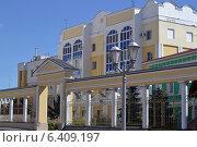 Здание в Саранске (2014 год). Редакционное фото, фотограф СергейДорогов / Фотобанк Лори