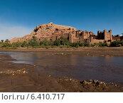 River at Ait Benhaddou, Ouarzazate, Morocco (2012 год). Стоковое фото, агентство Ingram Publishing / Фотобанк Лори