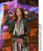 Купить «София Ротару на концерте МузТВ», фото № 6411237, снято 3 июня 2005 г. (c) Vasily Smirnov / Фотобанк Лори
