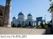 Купить «Ташкент - Медресе Кукельдаш», фото № 6416281, снято 2 июля 2014 г. (c) Мирсалихов Баходир / Фотобанк Лори