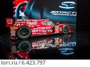 Купить «Mazda SKYACTIV-D Prototype. Московский международный автомобильный салон 2014», эксклюзивное фото № 6423797, снято 29 августа 2014 г. (c) Сергей Лаврентьев / Фотобанк Лори