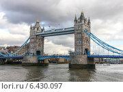 Тауэрский мост в Лондоне (2014 год). Стоковое фото, фотограф Антон Каменский / Фотобанк Лори