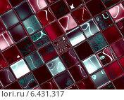 Красно-зеленые краски. Стоковая иллюстрация, иллюстратор Екатерина Кацэ / Фотобанк Лори