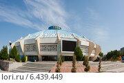 Купить «Ташкентский цирк», фото № 6439449, снято 2 августа 2014 г. (c) Мирсалихов Баходир / Фотобанк Лори