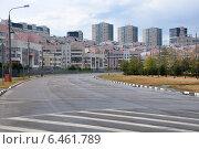 Купить «Москва. Ходынский бульвар», эксклюзивное фото № 6461789, снято 11 августа 2012 г. (c) Дмитрий Абушкин / Фотобанк Лори