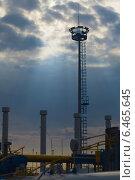 Промышленный пейзаж. Стоковое фото, фотограф Эдуард Данилов / Фотобанк Лори