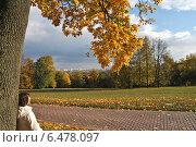 Купить «Осень в Коломенском парке», эксклюзивное фото № 6478097, снято 30 сентября 2014 г. (c) lana1501 / Фотобанк Лори