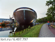 Universum Science Center Bremen (2006 год). Редакционное фото, агентство Caro Photoagency / Фотобанк Лори