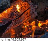 Купить «Огонь - раскаленные угли», фото № 6505957, снято 14 сентября 2014 г. (c) SevenOne / Фотобанк Лори