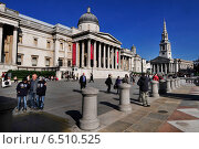 Trafalgar Square (2008 год). Редакционное фото, агентство Caro Photoagency / Фотобанк Лори