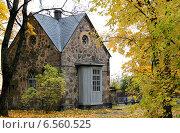 Старинный домик в лесу (2014 год). Редакционное фото, фотограф Юлия Качанова / Фотобанк Лори
