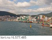 Купить «Рыбный рынок Jagalchi в Пусане, Южная Корея», фото № 6577485, снято 26 сентября 2014 г. (c) Иван Марчук / Фотобанк Лори