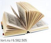Открытый словарь-переводчик. Стоковое фото, фотограф Надежда Хуртова / Фотобанк Лори