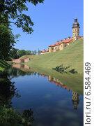 Несвижский замок. Стоковое фото, фотограф Репаная Екатерина / Фотобанк Лори