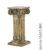 Античная колонна. Стоковое фото, фотограф Vladnad / Фотобанк Лори