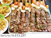 Тайская уличная еда. Стоковое фото, фотограф Насыров Руслан / Фотобанк Лори