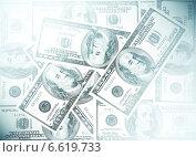 Купить «Американские доллары», фото № 6619733, снято 24 октября 2019 г. (c) ElenArt / Фотобанк Лори