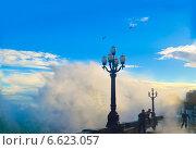 Набережная Ялты (2014 год). Редакционное фото, фотограф Елена Железкова / Фотобанк Лори