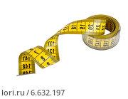 Купить «Портновский метр», фото № 6632197, снято 12 июля 2014 г. (c) Parmenov Pavel / Фотобанк Лори