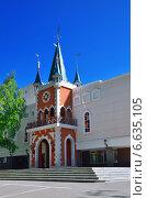 Театр кукол Удмуртской Республики. Ижевск (2014 год). Редакционное фото, фотограф Agnes Chvankova / Фотобанк Лори