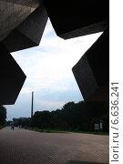 Купить «Брестская крепость», фото № 6636241, снято 11 августа 2009 г. (c) Евгения Шитюк / Фотобанк Лори