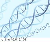 Купить «DNA structure», фото № 6645109, снято 6 декабря 2019 г. (c) Лукиянова Наталья / Фотобанк Лори