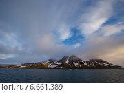 Купить «Арктика. Берег Земли Франца-Иосифа», фото № 6661389, снято 9 августа 2013 г. (c) Николай Гернет / Фотобанк Лори