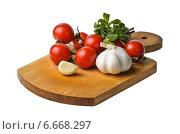 Овощи к обеду. Стоковое фото, фотограф Владимир Вдовиченко / Фотобанк Лори