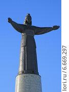Купить «Монумент Матери-Покровительницы, Чебоксары», эксклюзивное фото № 6669297, снято 1 марта 2011 г. (c) Алексей Гусев / Фотобанк Лори