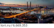 Купить «Владивосток, Приморский край, Россия», фото № 6669353, снято 10 мая 2014 г. (c) Георгий Хрущев / Фотобанк Лори