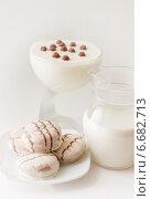 Белая еда. Стоковое фото, фотограф Анна Губина / Фотобанк Лори