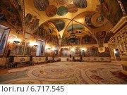 Купить «Грановитая палата в Московском Кремле», эксклюзивное фото № 6717545, снято 26 ноября 2014 г. (c) Алексей Гусев / Фотобанк Лори