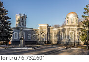 Купить «Здание планетария в городе Пензе», фото № 6732601, снято 25 ноября 2014 г. (c) Григорий Белоногов / Фотобанк Лори
