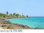 Купить «Карибское море. Кубинское побережье», фото № 6733485, снято 17 июня 2014 г. (c) Александр Овчинников / Фотобанк Лори