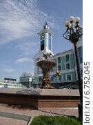 Вокзал Новосибирск (2008 год). Редакционное фото, фотограф Василий Васильев / Фотобанк Лори