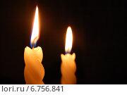 Свечи. Стоковое фото, фотограф Мария Мухина / Фотобанк Лори